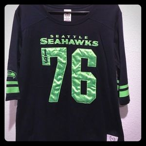 PINK by VICTORIA'S SECRET Seahawks tunic.